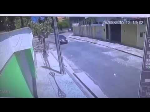 MANÍACO DO PALIO: Câmeras de segurança registram ação de pedófilo em Teresina