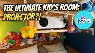 The Ultimate Kid's Bedroom MEGA TV!