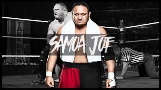WWE: 'Destroyer' ► Samoa Joe Theme Song