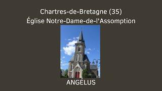 preview picture of video 'Angélus de l'église Saint-Martin de Chartres de Bretagne (France-35)'