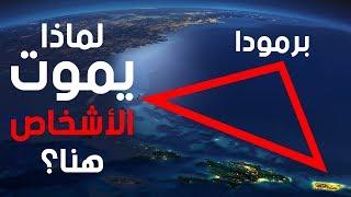من يعيش في قاع مثلث برمودا؟
