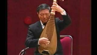 Pipa - Lady Wang Zhaojun Goes Beyond the Frontier 昭君出塞