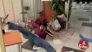 Door Attack Prank Video