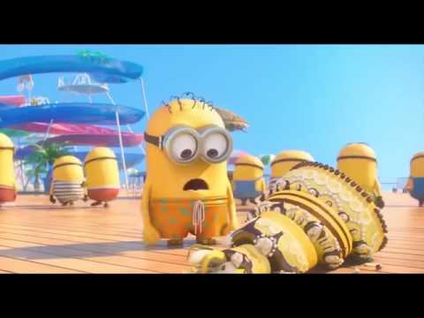 Minions 1 hour video for kid
