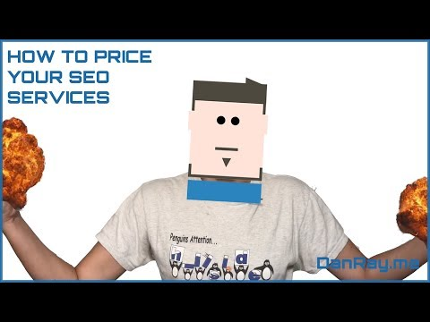 How to price your SEO services