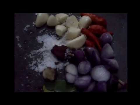 Video Bumbu Nasi Goreng Jawa