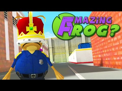 KING POLICE FROG - Amazing Frog - Part 76 | Pungence