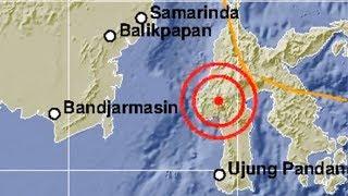 Gempa Beruntun Guncang Mamasa di Sulawesi Barat
