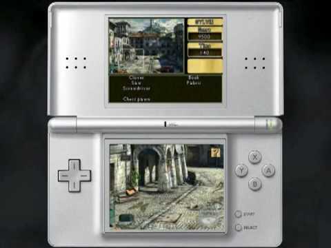 Chronicles of Mystery : L'Arbre de Vie Nintendo DS