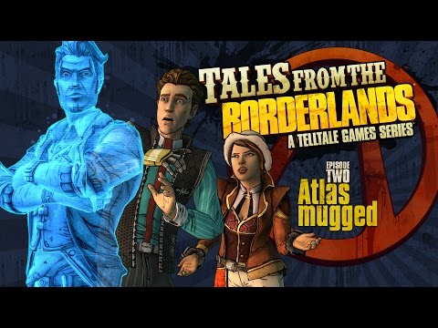 Tales from the Borderlands : Episode 2 - Atlas Mugged IOS