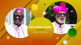 Archbishop Charles G. Palmer Buckle Send-Off Mass - Catholic Archdiocese of Accra (26-04-2019)