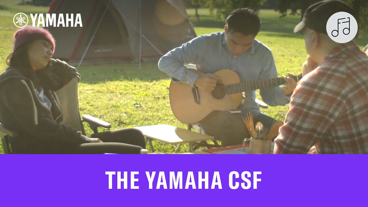Yamaha CSF3M - TBS Video