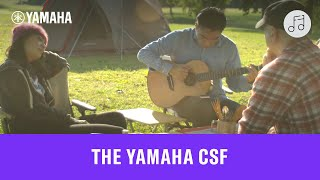Yamaha CSF3M - TBS Video