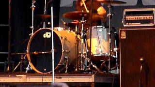 "Danko Jones ""Forget My Name"" Rock On The Range 2011, Columbus OH live"