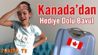 Kanada'dan Hediye Dolu Bavul