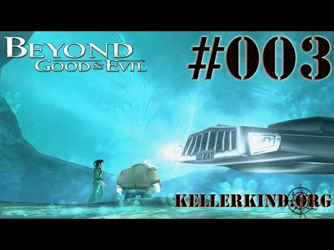 Beyond Good and Evil #003 - Minenräumung ★ Retro-Sonntag ★ We play Retro Classics [HD|60FPS]