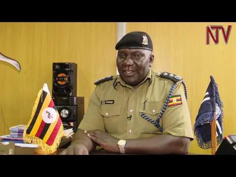 OKUNYWEZA EBY'OKWERINDA: Poliisi ya kuno eri bulindaala