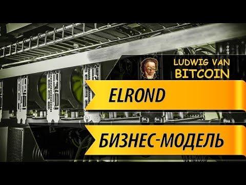 ELROND NETWORK И ЕГО БИЗНЕС-МОДЕЛЬ