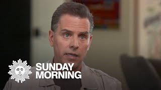 """Hunter Biden on """"Beautiful Things"""" and his struggles with substance abuse"""