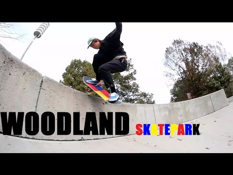 Woodland Skatepark Lexington