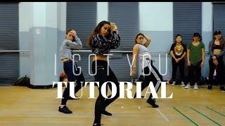 I Got You - Bebe Rexha DANCE TUTORIAL  @DanaAlexaNY Choreography