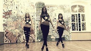 Смотреть онлайн Танец стрипластика для начинающих 1 урок