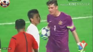 U23 vietnam 🇻🇳 : ko còn dễ bắt bắt nạt hơn trước
