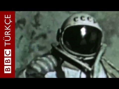 İlk uzay yürüyüşünün 50'inci yıl dönümü