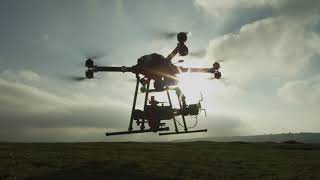Super Heavy Lift Drone & Phantom Flex 4K Test Shoot