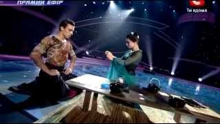 Florence and the Machine - Addicted to Love. Choreography by Derek Mitchell/SYTYCD 2012 Ukraine