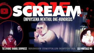 💋👨SCREAM 2015 | First 5 Minutes (Opening Scene) Starring Emphysema M.O. (Drag Parody)