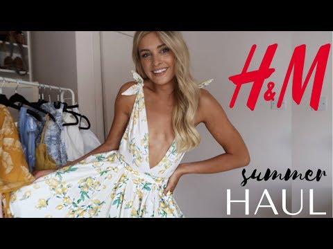 H&M SUMMER HAUL | Louise Cooney