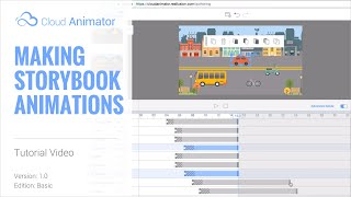Cloud Animator Tutorial - Making Storybook Animations
