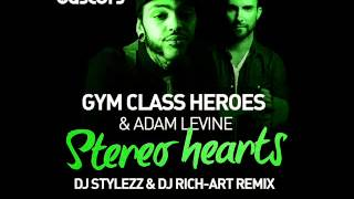 gym class heroes stereo hearts remix - TH-Clip