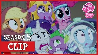 The Corn Maze (Scare Master) | MLP: FiM [HD]