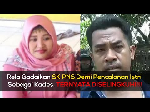 Bu Kades Wotgalih dan Stafnya Akhirnya Dilaporkan ke Polisi Oleh Suami
