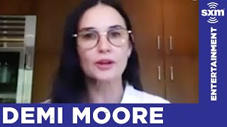 Demi Moore Changed Herself To Make Marriages Work