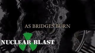 MEMORIAM - As Bridges Burn (OFFICIAL LYRIC VIDEO)