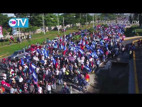 Tomas aéreas: Miles conmemoran el 162 aniversario de la batalla de San Jacinto junto a Daniel