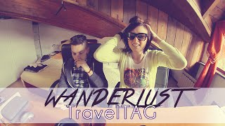 preview picture of video 'WANDERLUST Travel Tag'
