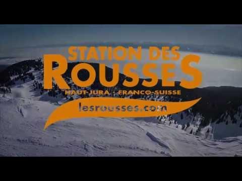 Domaine de ski alpin des Rousses