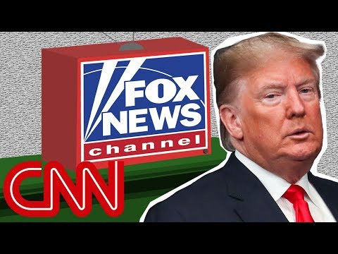 President Trump's feud with Fox News