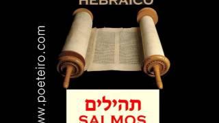 BIBLIA HEBREA (EL TANAJ) EN AUDIO - TEHILLIM (SALMOS)