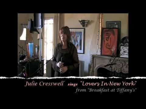 Lovers In New York - Julie Cresswell