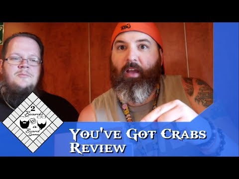 2 Beards: You've Got Crabs Review