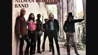"""Allman Brothers """" Sweet Melissa """""""