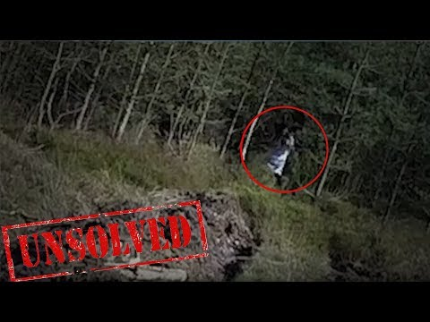 5 Unexplained Footage Caught By Drones…