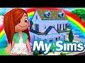 My Sims Minha Incr vel Vida Nova epis dio 1