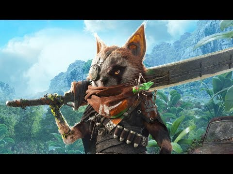Biomutant Gameplay First Look – PS4/Xbox One & PC