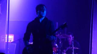 """WITHOUT END"" -DOMMIN- *LIVE HD* NORWICH UEA LCR 13/3/10"